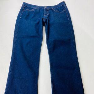 """Calvin Klein- Ladies Denim Jeans-17""""X37"""". Size 10"""